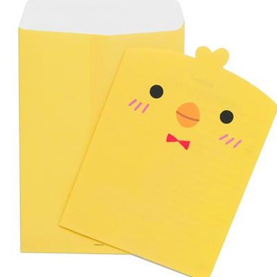 1000애니멀카드편지지(랜덤발송) - 디모션 1000애니멀카드편지지 ...